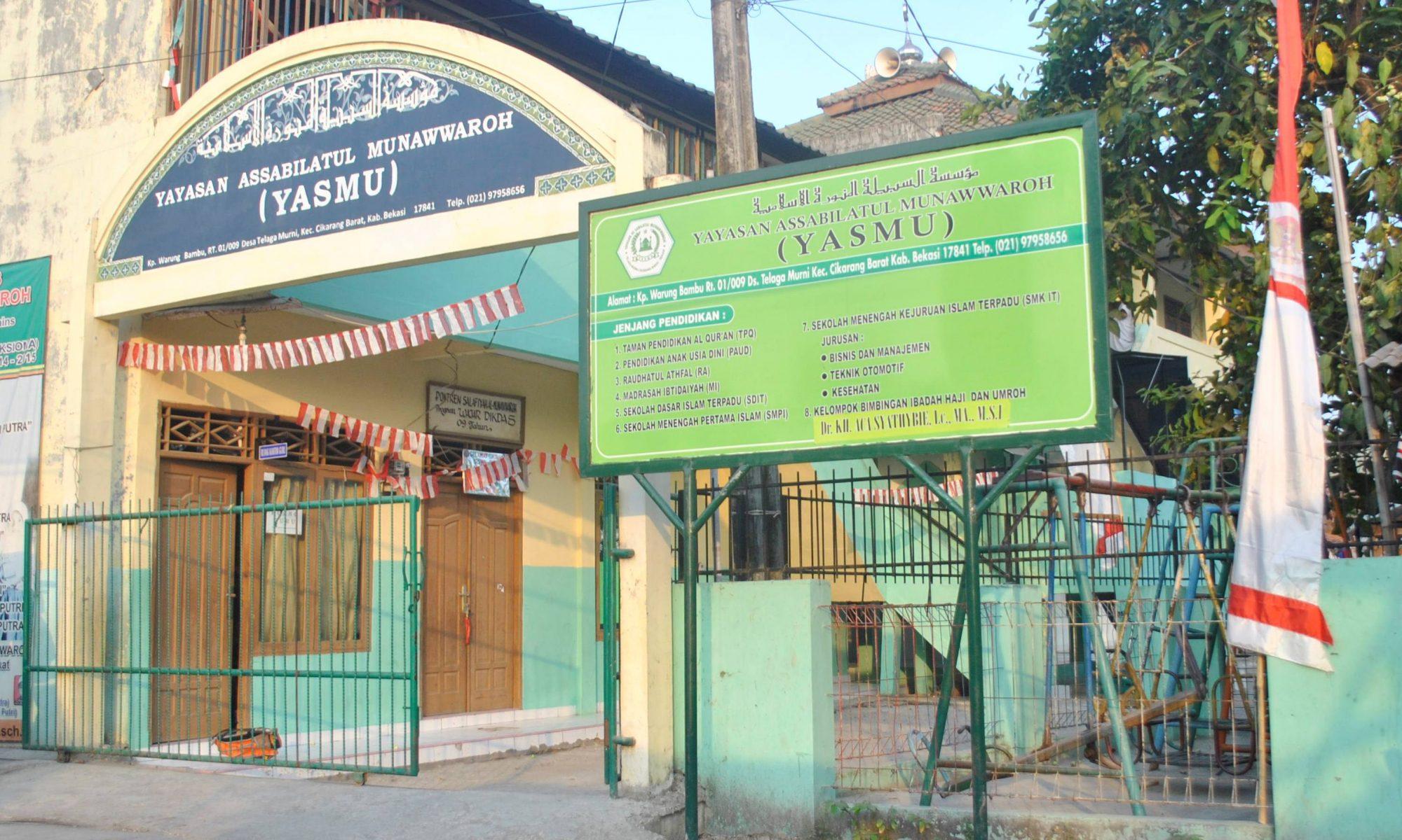 Yayasan Assabilatul Munawwaroh (YASMU)